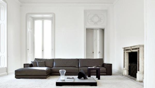 luxuriöses-Wohnzimmer--Teppich-in-Weiß