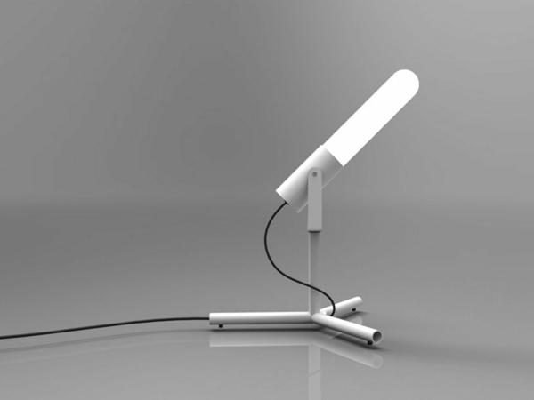minimalistische-Schreibtischlampe-mit-kreativem-Design-Idee