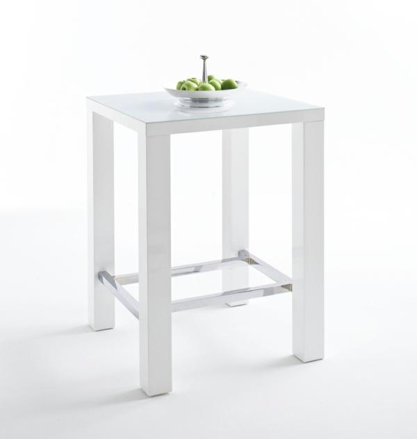 minimalistischer-Bartisch-in-weißer-Farbe