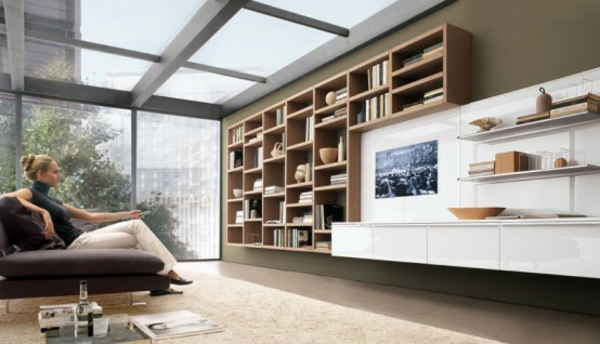 moderne-Regale-für-Bucher-aus-Holz-Design-Idee