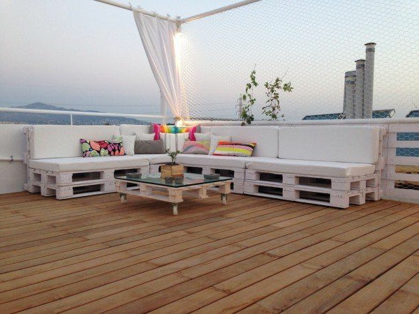 eine dachterrasse gestalten neue fantastische ideen. Black Bedroom Furniture Sets. Home Design Ideas