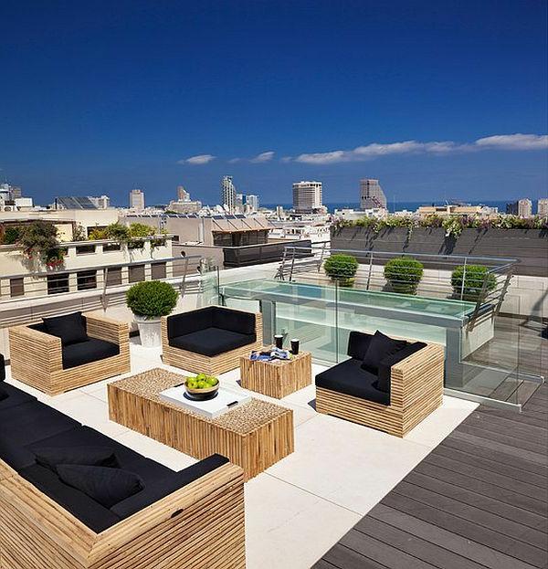 moderne-schöne-Dachterrasse-geschmackvoll-gestalten