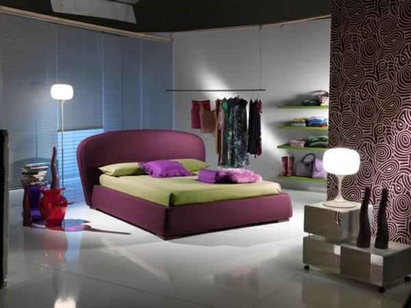 35 schlafzimmer design ideen! - archzine, Deko ideen