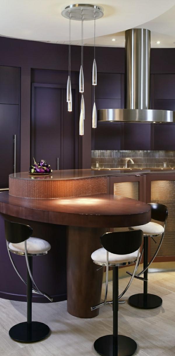 originelle-Küche-Bar-Hausbar-Design