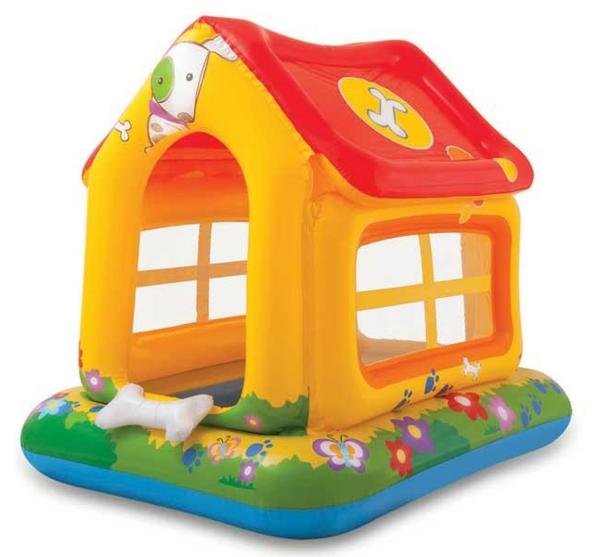 planschbecken mit dach kinder werden das lieben. Black Bedroom Furniture Sets. Home Design Ideas