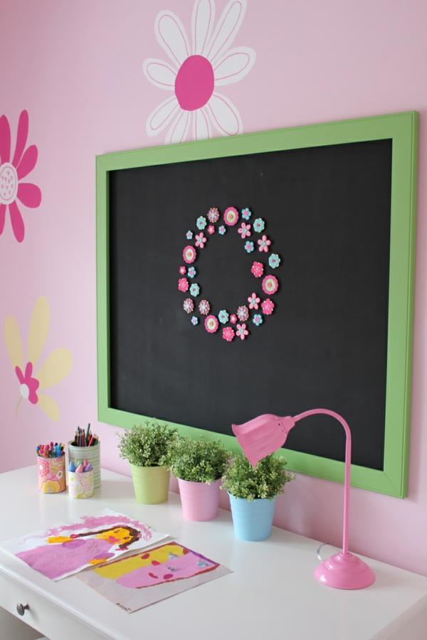rosa-Schreibtischlampe-für-Kinderzimmer-für-Mädchen