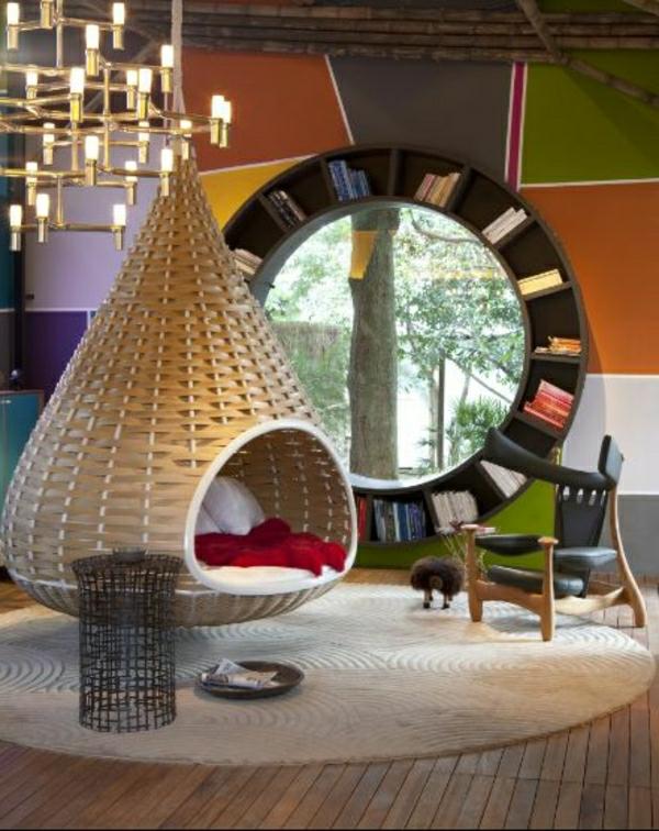 Modernes Bücherregal Design - 34 neue Vorschläge! - Archzine.net