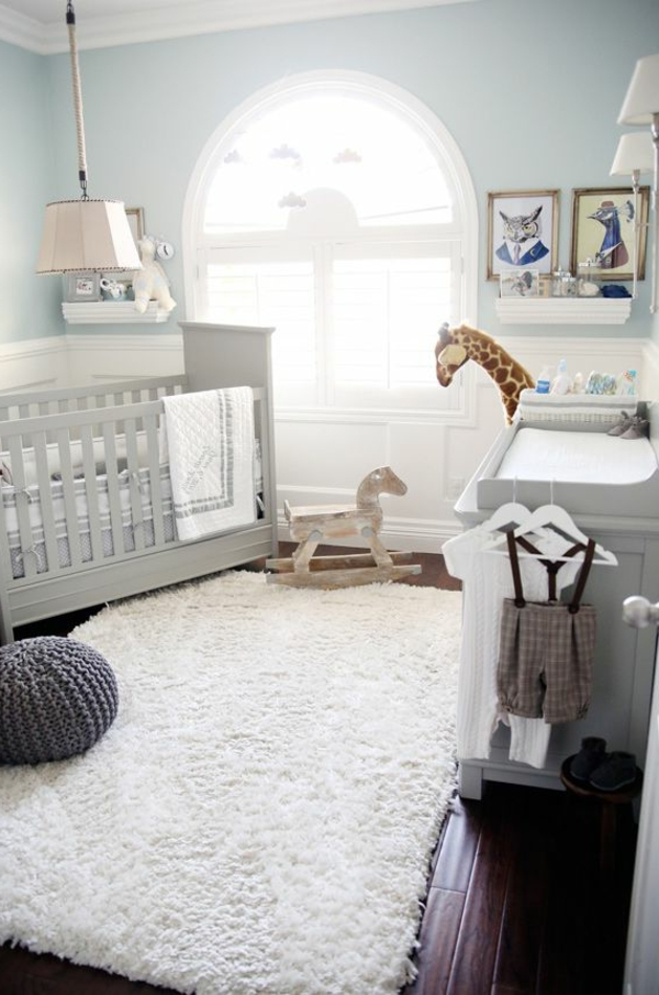 Moderne und wunderschöne Babyzimmer Dekoration! - Archzine.net | {Schöne babyzimmer 10}