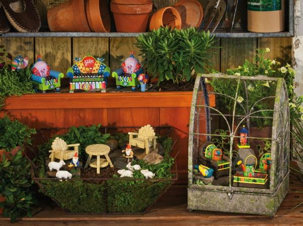 schöne-Gartendekoration-Ideen