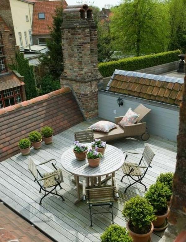 Terrasse Gestalten eine dachterrasse gestalten neue fantastische ideen archzine