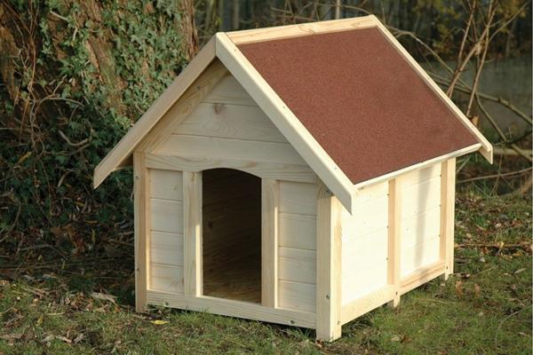 Hundehütte selber bauen - super Ideen! - Archzine.net