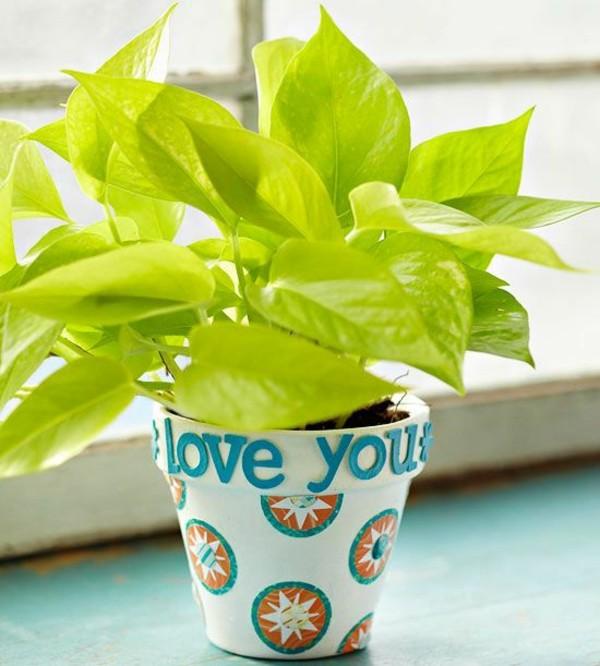 schöne-kreative-Blumentöpfe-bemalen-Ideen