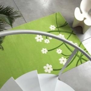 Grüner Teppich - Frische im Hause!