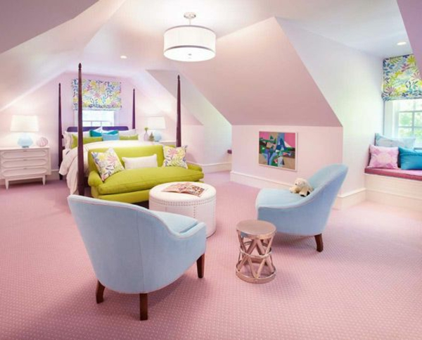 Teppich Schlafzimmer Allergiker In Rosa Eine Schne Farbe Fr Den