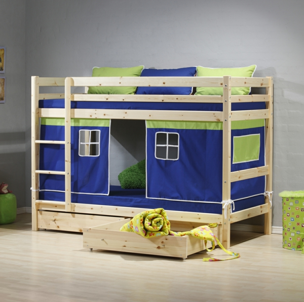 schönes-Kinderbett-Design-Etagenbett