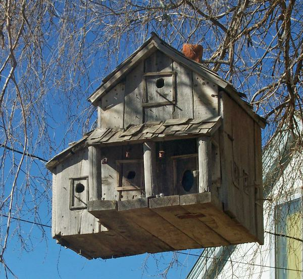 Himmelbett Aus Holz Selber Machen ~ Das waren unsere Ideen für ein Vogel Futterhaus , erwarten Sie den