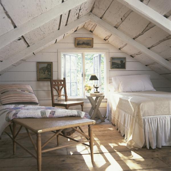 Schlafzimmer Im Dachgeschoss - 25 Coole Designs! - Archzine.net Dachgeschoss Schlafzimmer Design