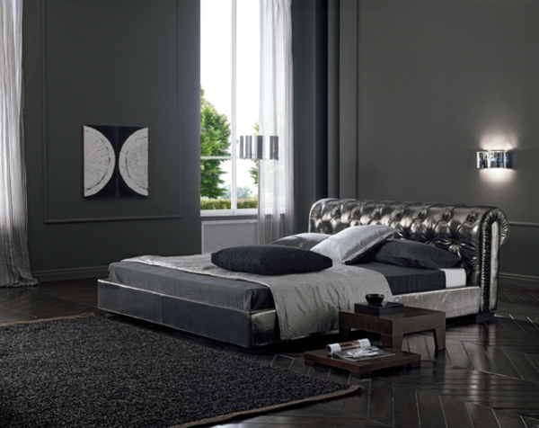 35 schlafzimmer design ideen. Black Bedroom Furniture Sets. Home Design Ideas