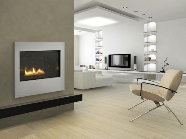 wohnzimmer weiß beige:Wohnzimmer in Weiß – 33 geniale Ideen!