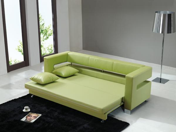 bett-im-olivgrün-interior