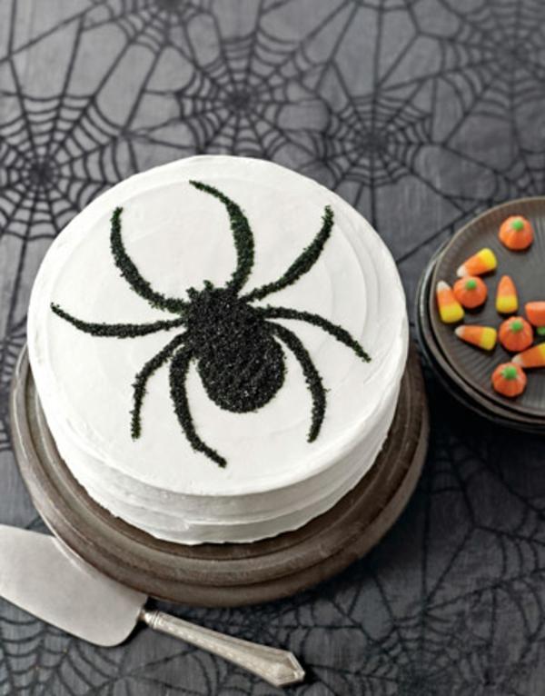 spinne-torte-zum-halloween