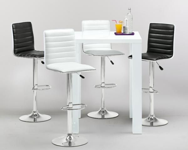 stehtisch-mit-vier-stühlen-design