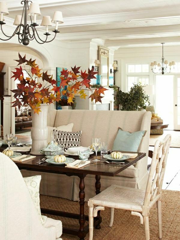 Herbstliche dekoration neue sch ne vorschl ge for Ideen zur zimmergestaltung