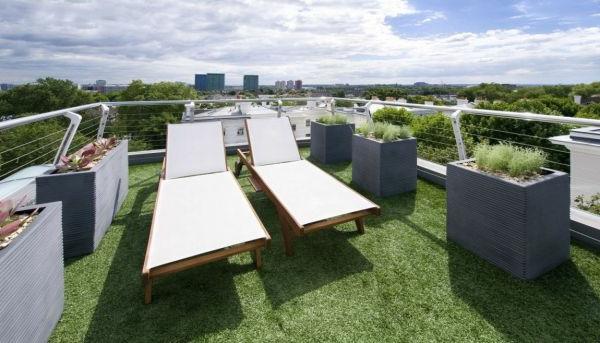 eine dachterrasse gestalten neue fantastische ideen. Black Bedroom Furniture Sets. Home Design Ideas