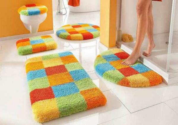 badematte f s das badezimmer tolle beispiele