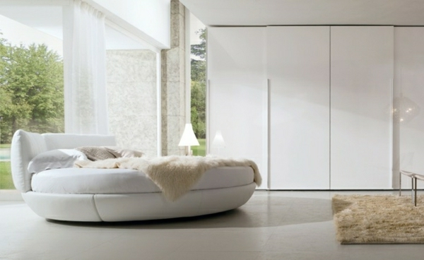 Wohnideen Großes Schlafzimmer wohnideen für schlafzimmer in weiß 25 prima bilder archzine