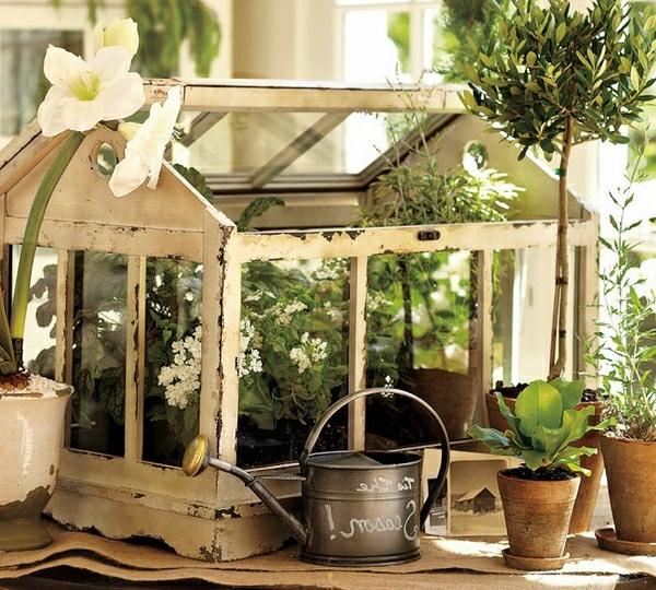originelle gartendeko ideen 37 neue vorschl ge. Black Bedroom Furniture Sets. Home Design Ideas