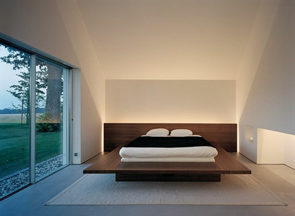schlafzimmer beleuchtung verschiedene ideen f r die raumgestaltung inspiration. Black Bedroom Furniture Sets. Home Design Ideas