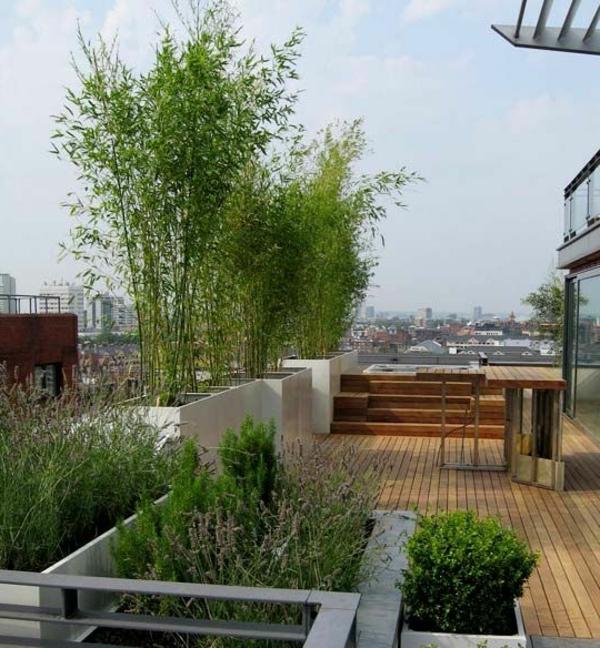 super-schöner-Garten-auf-der-Terrasse-anlegen