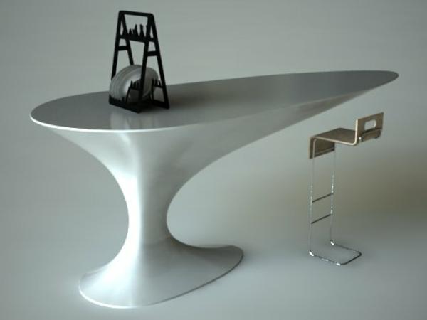 tisch-in-weißer-farbe-und-ungewöhnlichem-design