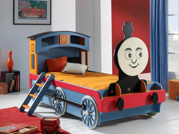 traumhaftes-Bett-Zug-Design-Idee