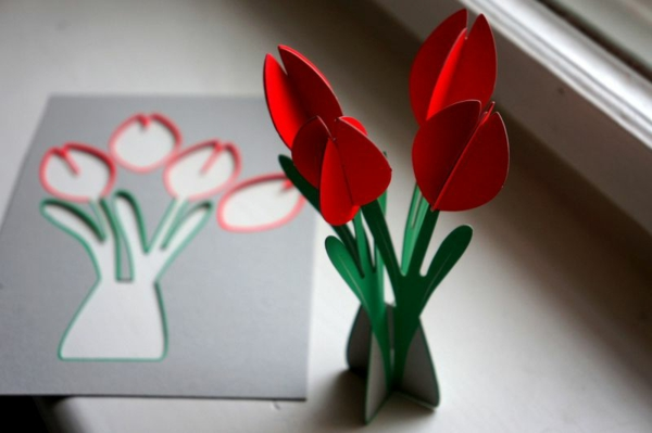 tulpen-basteln-rot-und-schön
