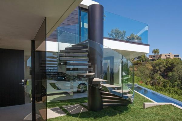 super-modernes-design-außentreppen