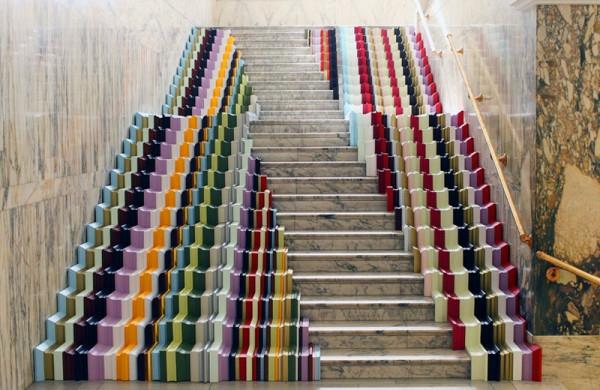 verzierte-treppen-straßenart-idee
