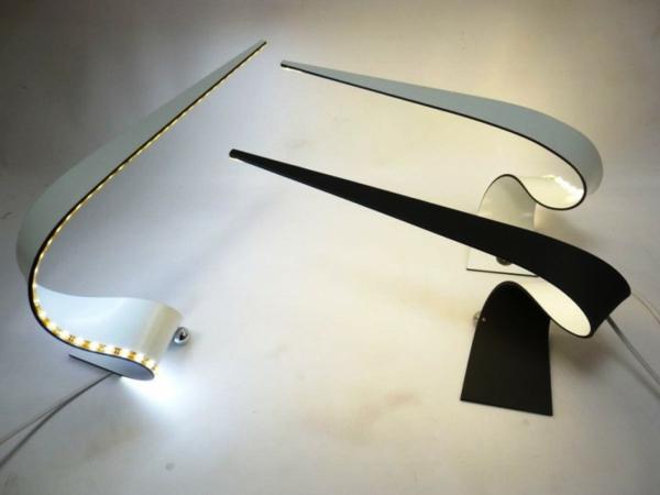 elegante-weiße-und-schwarze-Designer-Schreibtischlampen-resized