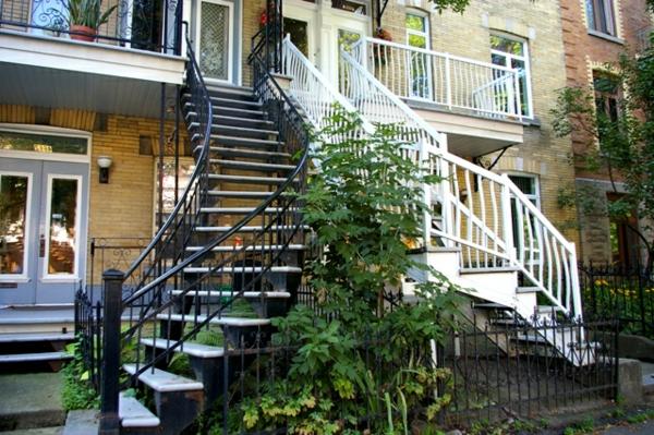 weiße-und-schwarze-treppen-architekturideen-exterior-design