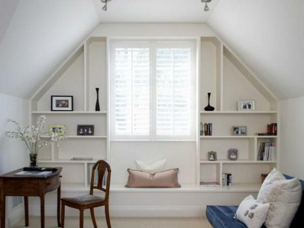 ... Dachgeschoss : Schlafzimmer im Dachgeschoss – 25 coole Designs