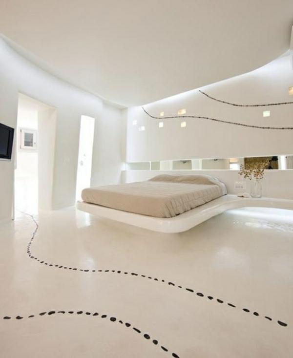 minimalistisches schlafzimmer | möbelideen, Innenarchitektur ideen