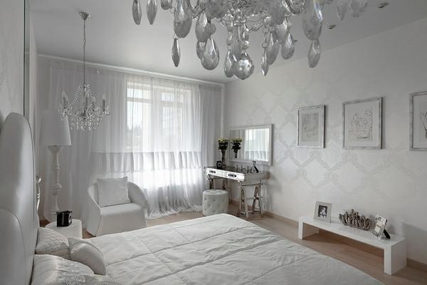 Wohnideen für schlafzimmer in weiß 25 prima bilder