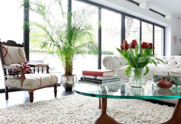 wohnzimmer-design-Teppich-in-weißer-Farbe