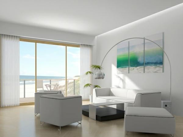 wohnzimmer in wei 33 geniale ideen
