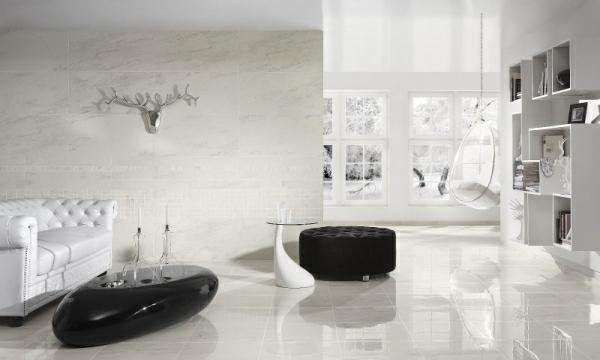 wunderbar moderne wohnzimmer schwarz weiss innen modern | ziakia ...