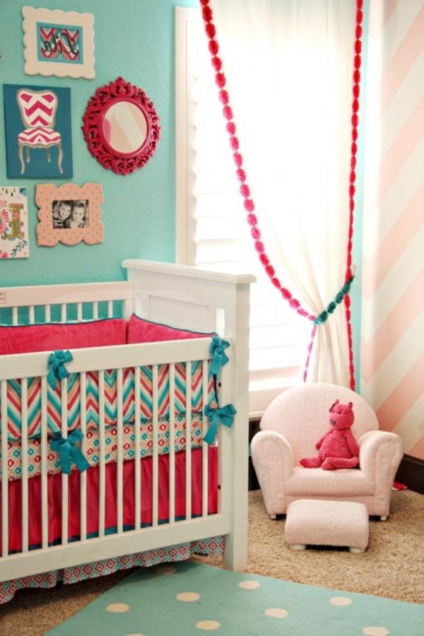 wunderbare-Babyzimmer-Dekorationsideen