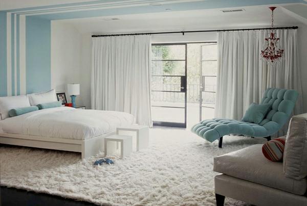 wunderbares-Schlafzimmer-Teppich-in-weißer-Farbe