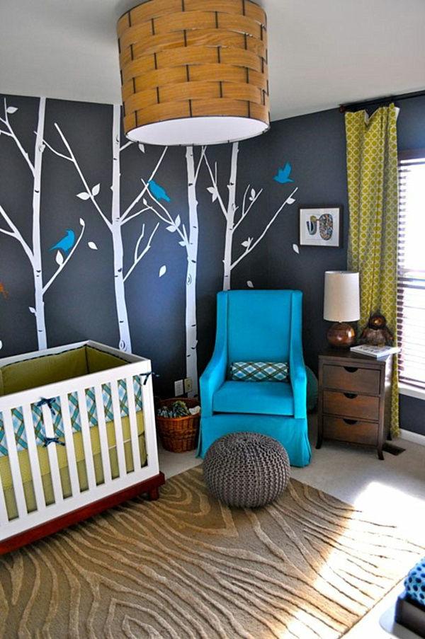 wohnideen babyzimmer good wohnideen fr babyzimmer u die. Black Bedroom Furniture Sets. Home Design Ideas