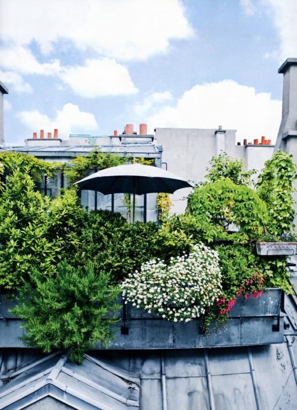 wunderschöne-Terrassengarten-Design